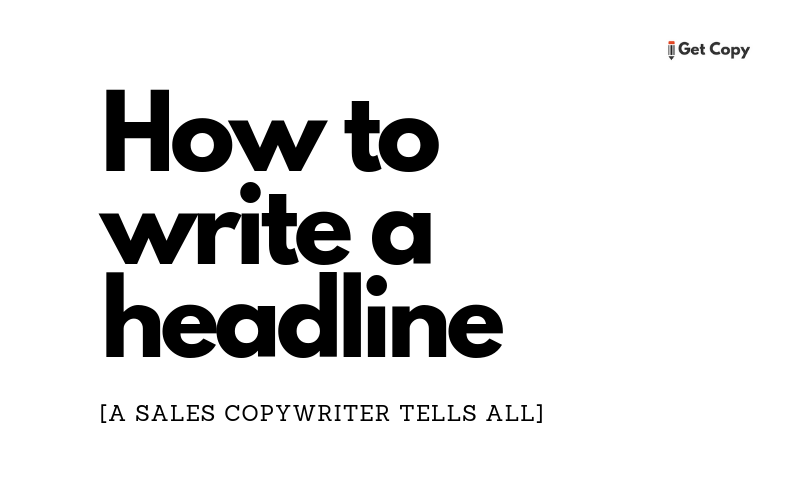 Photo of How To Write A Sales Headline